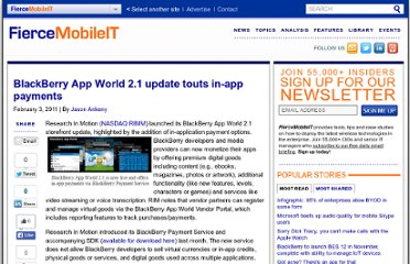 http://www.fiercemobilecontent.com/story/blackberry-app-world-21-update-touts-app-payments/2011-02-03