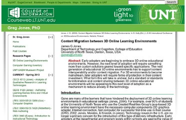 http://courseweb.unt.edu/gjones/wp1004.html