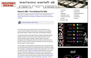 http://www.wartoft.nu/software/sebran/