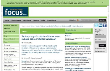 http://www.renewableenergyfocus.com/view/15546/technip-buys-scottish-offshore-wind-subsea-cable-installer-subocean/
