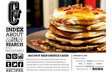 http://crepesofwrath.net/2011/01/31/bacon-n-beer-griddle-cakes/