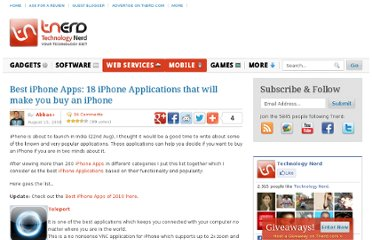 http://tnerd.com/2008/08/15/best-iphone-apps-applications-18-free-iphone-applications-that-will-make-you-buy-an-iphone/