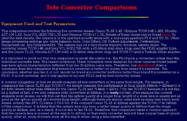 http://www.cs.mtu.edu/~shene/DigiCam/User-Guide/FZ-10/Converters/TEST/Tele-Tests/Tele-Compare.html