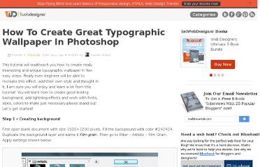 http://www.1stwebdesigner.com/tutorials/learn-how-to-create-great-typographic-wallpaper-photoshop/