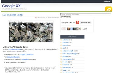 http://googlexxl.blogspot.com/2008/05/api-google-earth.html