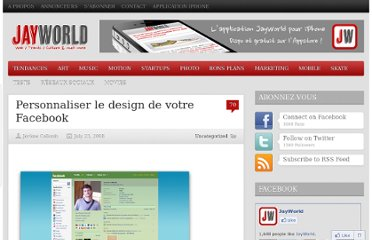 http://www.jayworld.fr/personnaliser-design-profil-facebook-apparence-254