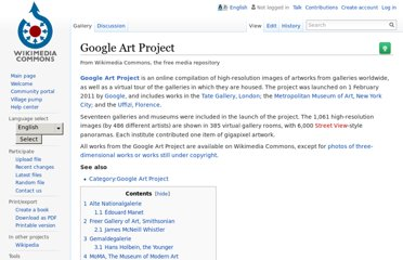 http://commons.wikimedia.org/wiki/Google_Art_Project