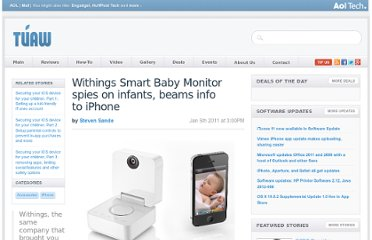 http://www.tuaw.com/2011/01/05/withings-smart-baby-monitor-spies-on-infants-beams-info-to-ipho/