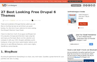 http://www.1stwebdesigner.com/freebies/27-best-looking-free-drupal-6-themes/