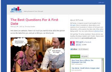 http://blog.okcupid.com/index.php/the-best-questions-for-first-dates/