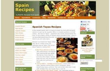http://www.spain-recipes.com/spanish_tapas.html