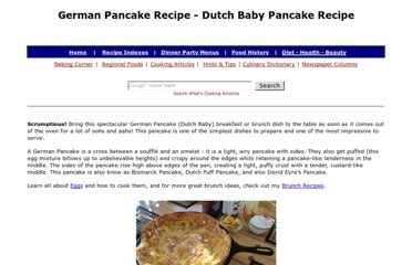 http://whatscookingamerica.net/Eggs/GermanPancake.htm