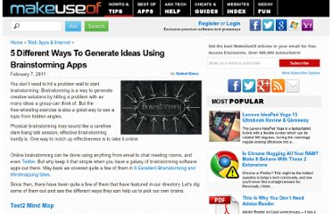 http://www.makeuseof.com/tag/5-ways-generate-ideas-brainstorming-apps/