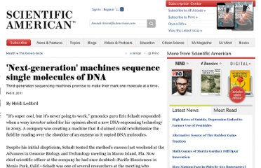 http://www.scientificamerican.com/article.cfm?id=gene-reading-steps-up-a-gear