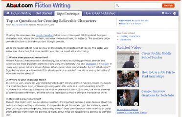 http://fictionwriting.about.com/od/crafttechnique/tp/createcharacter.htm