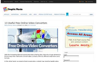 http://www.graphicmania.net/10-free-online-video-converter-sites-for-video-sharing/