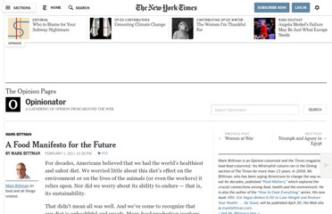 http://opinionator.blogs.nytimes.com/2011/02/01/a-food-manifesto-for-the-future/