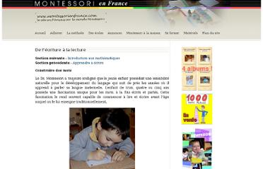 http://www.montessorienfrance.com/article.php3?id_article=71
