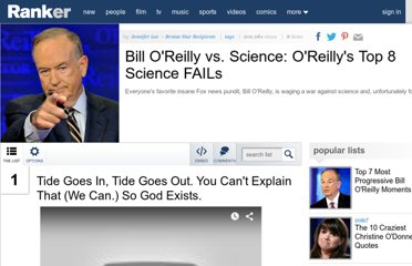http://www.ranker.com/list/bill-o_reilly-vs-science-o_reilly_s-top-8-science-fails/jennifer-lee