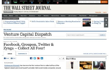 http://blogs.wsj.com/venturecapital/2011/02/09/facebook-groupon-twitter-zynga-collect-all-four/