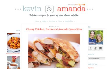 http://www.kevinandamanda.com/recipes/dinner/cheesy-chicken-bacon-avocado-quesadillas.html