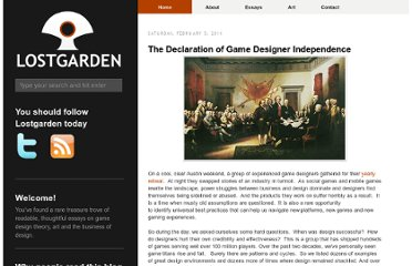 http://www.lostgarden.com/2011/02/declaration-of-game-designer.html