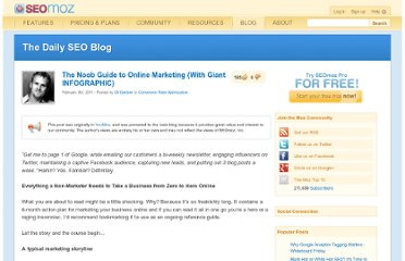 http://www.seomoz.org/blog/the-noob-guide-to-online-marketing-with-giant-infographic-11928