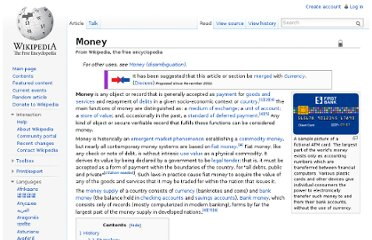 http://en.wikipedia.org/wiki/Money