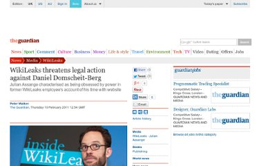 http://www.guardian.co.uk/media/2011/feb/10/wikileaks-legal-action-daniel-domscheit-berg