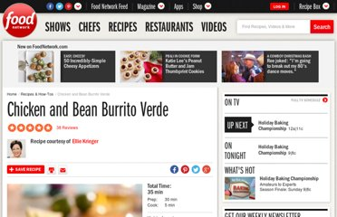 http://www.foodnetwork.com/recipes/ellie-krieger/chicken-and-bean-burrito-verde-recipe/index.html