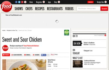 http://www.foodnetwork.com/recipes/food-network-kitchens/sweet-and-sour-chicken-recipe2/index.html