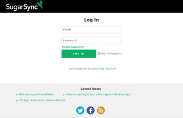 https://www.sugarsync.com/login?m=needauth