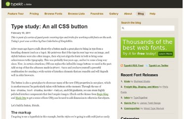 http://blog.typekit.com/2011/02/10/type-study-an-all-css-button/
