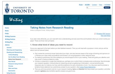 http://www.writing.utoronto.ca/advice/reading-and-researching/notes-from-research