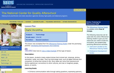http://www.sedl.org/afterschool/lessonplans/index.cgi?show_record=22