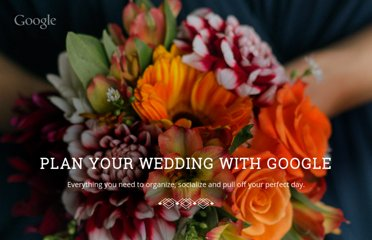 http://www.google.com/weddings/