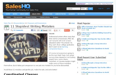 http://saleshq.monster.com/training/articles/3064-11-stupidest-writing-mistakes
