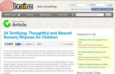 http://brainz.org/24-terrifying-thoughtful-and-absurd-nursery-rhymes-children/