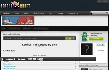 http://leaguecraft.com/strategies/guide/379-karthus-the-legendary-lich.xhtml