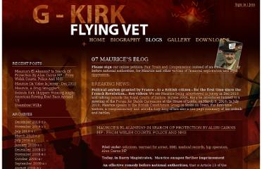 http://kirkflyingvet.com/blogs/kirks_blog/default.aspx