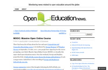 http://openeducationnews.org/2008/07/30/mooc-massive-open-online-course/