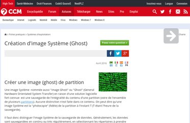http://www.commentcamarche.net/faq/304-creation-d-image-systeme-ghost
