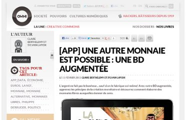 http://owni.fr/2011/02/11/application-bd-monnaie-alternative-une-solution-cash/