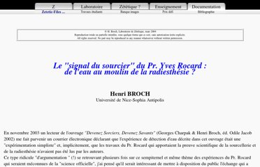 http://www.unice.fr/zetetique/articles/HB_Rocard.html
