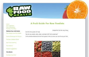 http://www.raw-food-health.net/FruitGuide.html