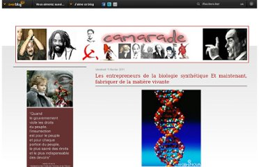 http://camarade.over-blog.org/article-les-entrepreneurs-de-la-biologie-synthetique-et-maintenant-fabriquer-de-la-matiere-vivante-66963407.html