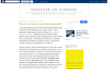 http://innovateonpurpose.blogspot.com/2011/02/who-do-you-need-on-your-side-to.html