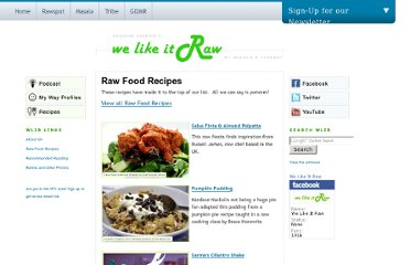 http://www.welikeitraw.com/rawfood/raw-food-recipes.html