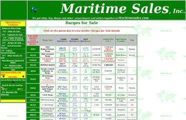 http://www.maritimesales.com/Barges%20for%20sale.htm