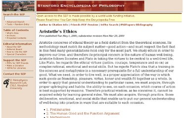 http://plato.stanford.edu/entries/aristotle-ethics/